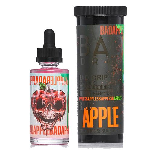 Жидкость Bad Drip Bad Apple 60 / USA #1