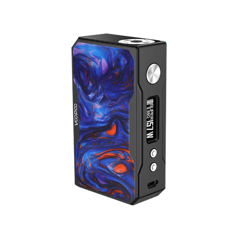 Боксмод VOOPOO Black Drag Resin 157W (Azure) Black Drag Resin 157W #2